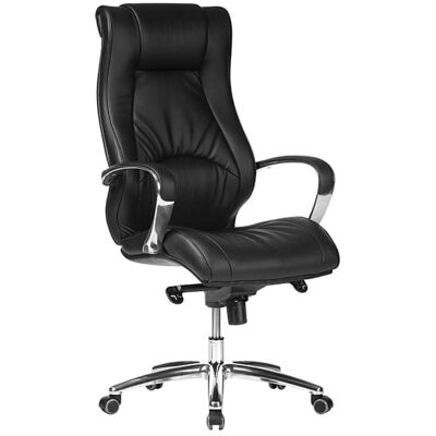 Camry PU Leather Executive Office Chair, High Back