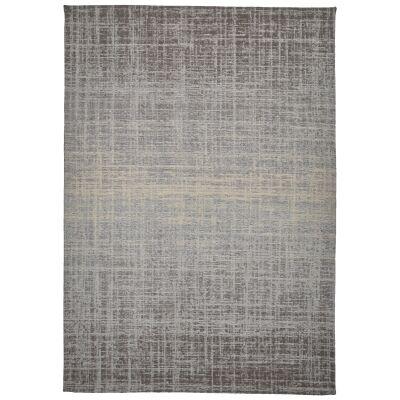 Cape No.123 Modern Rug, 225x155cm, Grey