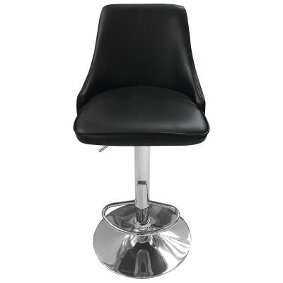 Carina PU Leather Gaslift Bar Stool