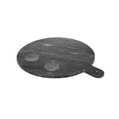 Metton Marble Paddle Serving Board