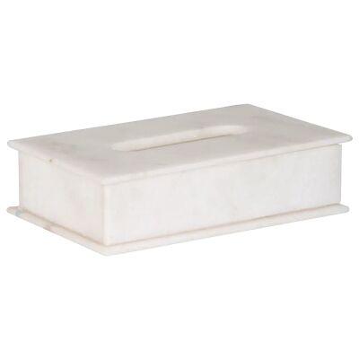 Jaipur Marble Tissue Box