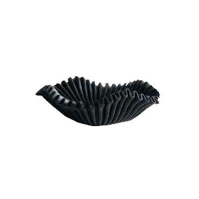 Lehriya Marble Coral Bowl, Small, Black