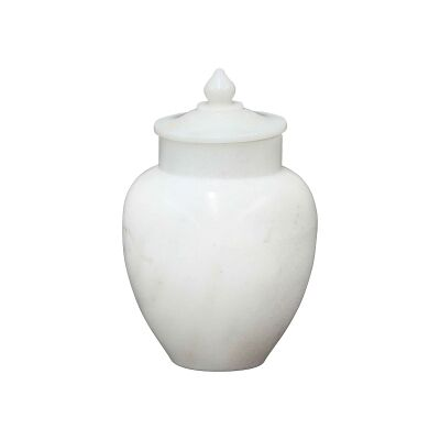 Issa Marble Ginger Jar
