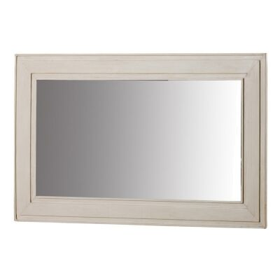 Cornwall Reclaimed Timber Frame Wall Mirror, 150cm