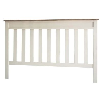 Cornwall Reclaimed Timber Bed Headboard, King