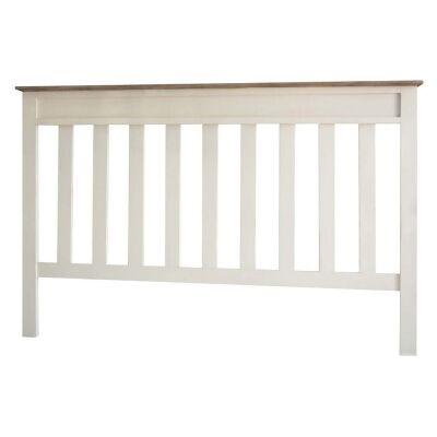 Cornwall Reclaimed Timber Bed Headboard, Queen