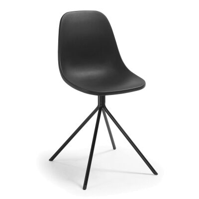 Biona Dining Chair, Black