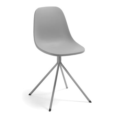 Biona Dining Chair, Grey