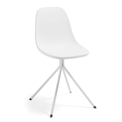 Biona Dining Chair, White