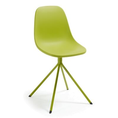 Biona Dining Chair, Lime