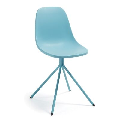 Biona Dining Chair, Blue