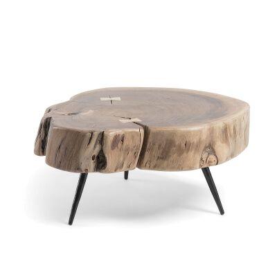 Ramon Acacia Timber Side Table