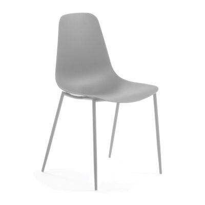 Wynifred Dining Chair, Grey