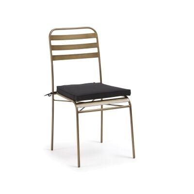 Laing Steel Indoor / Outdoor Dining Chair