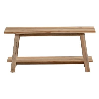 Hoe Recycled Teak Timber Bench