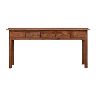 Ockbrook Timber Hall Table, 170cm