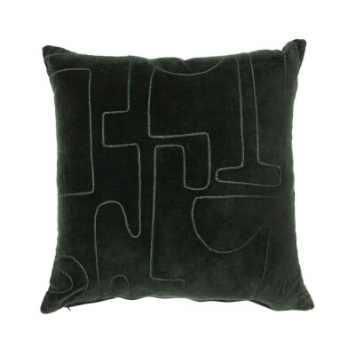Modernist Cotton Scatter Cushion