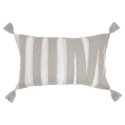 Herve Cotton Lumbar Cushion