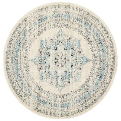 Century No.922 Bohemian Round Rug, 240cm