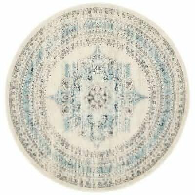 Century No.922 Bohemian Round Rug, 200cm