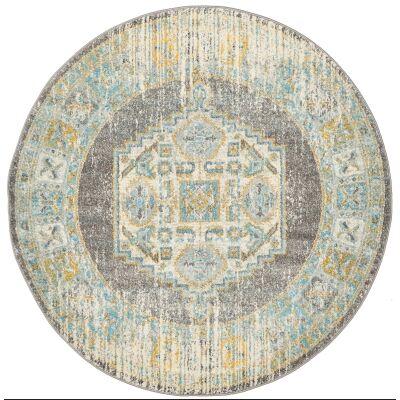 Century No.944 Bohemian Round Rug, 200cm
