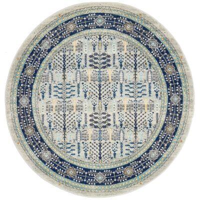 Century No.988 Bohemian Round Rug, 240cm