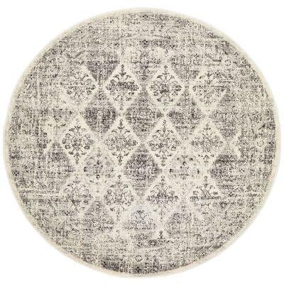 Century No.999 Bohemian Round Rug, 240cm