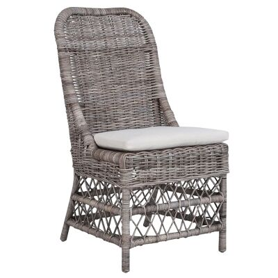 Rochelle Rattan Dining Chair