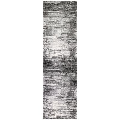Charleston Rivera Modern Rug, 150x80cm, Red