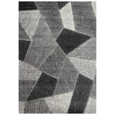 Vision Urban Modern Rug, 380x280cm, Grey