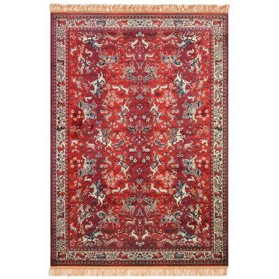 Chiraz Samara Traditional Oriental Rug, 200x137cm