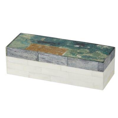 Marisol Bone Inlaid Decor Box