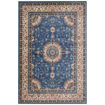Chelsea Luka Turkish Made Oriental Rug, 330x240cm, Blue