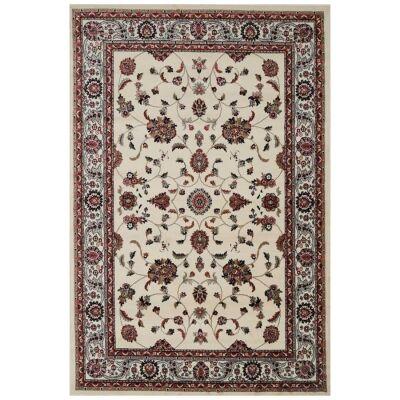 Chelsea Bellamy Turkish Made Oriental Rug, 170x120cm, Cream