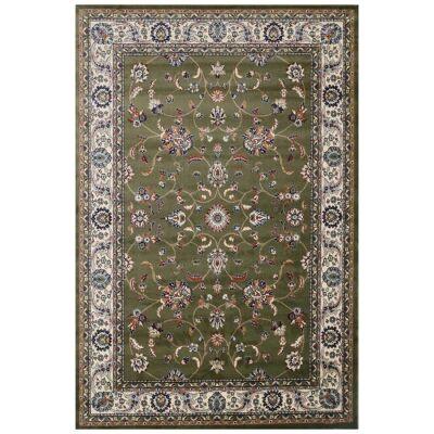 Chelsea Bellamy Turkish Made Oriental Rug, 170x120cm, Green
