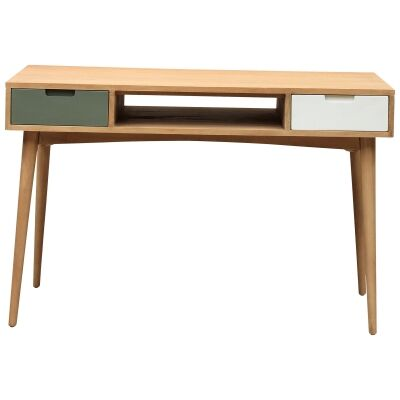 Molton Hand Crafted Mango Wood Console Table, 120cm