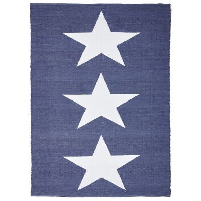 Coastal Star 150x220cm Indoor/Outdoor Rug - Navy