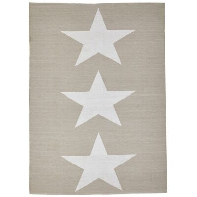 Coastal Star 150x220cm Indoor/Outdoor Rug - Taupe