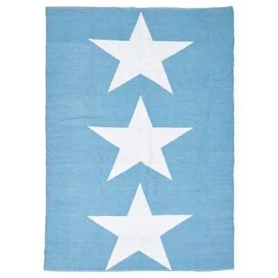Coastal Star 150x220cm Indoor/Outdoor Rug - Turquoise