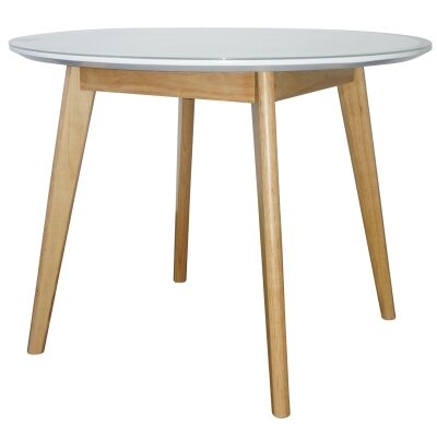 Marie Dining Table, Round, 100cm