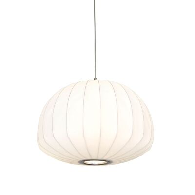 Coote Fabric Pendant Light, Large