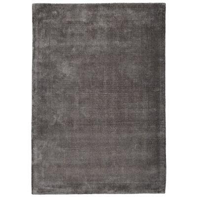 Corum Handmade Modern Rug, 330x240cm, Grey