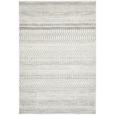 Chrome Harper Modern Tribal Rug, 230x160cm