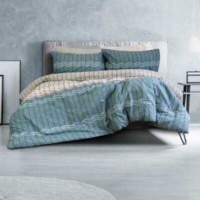 Ardor Boudoir Haslam 3 Piece Comforter Set, Queen / King