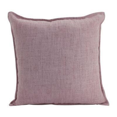 Farra Linen Scatter Cushion, Blush