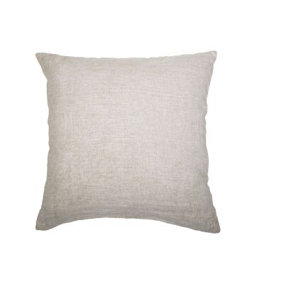 Northam Linen Fabric Scatter Cushion, Cream