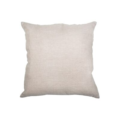 Northam Linen Fabric Scatter Cushion, Shell