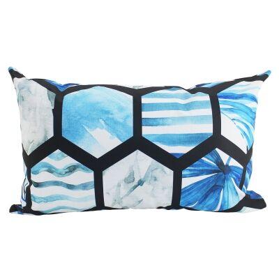 Malti Outdoor Double Sided Lumbar Cushion