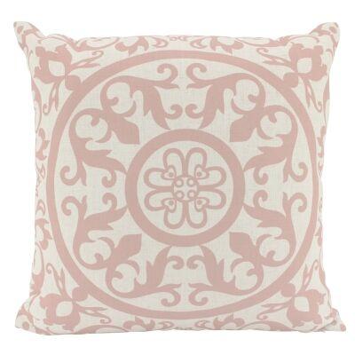 Hamptons Linen Scatter Cushion, Blush