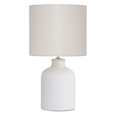 Isla Ceramic Base Table Lamp